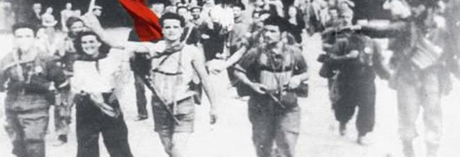 30 novembre 1943 I partigiani di Bandiera rossa liberano 11 prigionieri dei nazisti