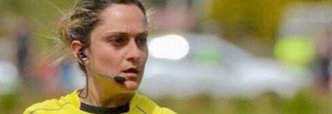 Serie B, Maria Marotta è la prima arbitro donna in campo: oggi dirigerà Reggina-Frosinone