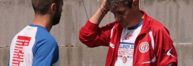 Nicola Antognetti, nuovo allenatore del Fiano Romano