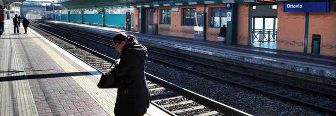 Furto di rame sulla Roma-Viterbo: oggi ritardi e corse ridotte per ripristino linea
