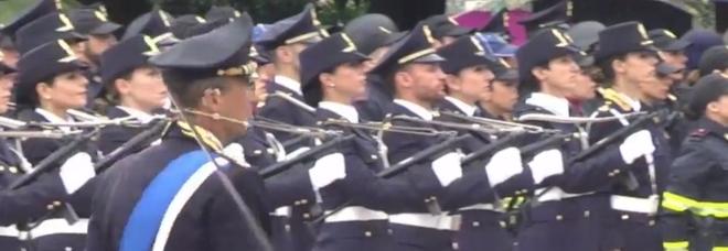 Il 167esimo Anniversario Della Polizia La Diretta Dalla