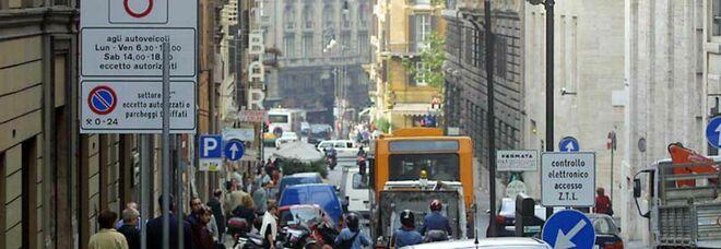 Roma in lockdown, varchi Ztl aperti da domani e fino al 6 aprile