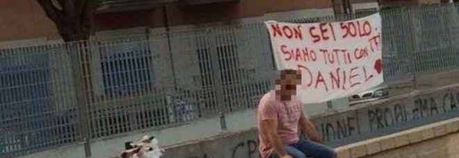 Ucciso a botte a Torpignattara, spuntano manifesti di solidarietà per il minorenne omicida
