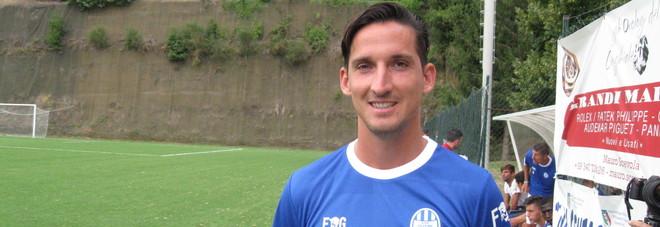 Marco Neri, attaccante Valle del Tevere
