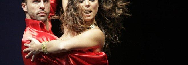 La ballerina ternana Samanta Togni