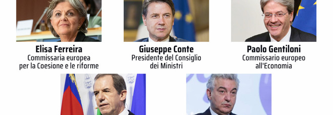 Sud e Recovery Fund, Conte e Gentiloni martedì 15 al webinar dell'associazione Merita