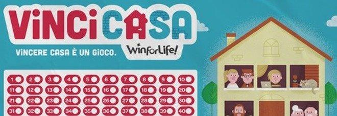 Vince una casa da 500mila euro a Numana con 'Vinci Casa': ha centrato il '5'