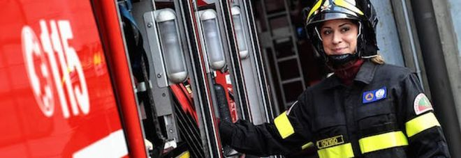 Sono sempre di più le donne che scelgono di fare il vigile del fuoco