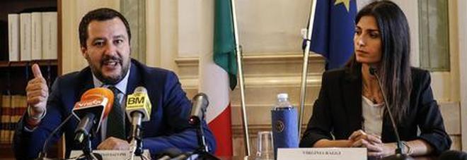 Salvini: ci faremo trovare pronti per governare Roma