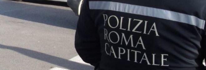 Roma, scontro tra auto e moto sulla Prenestina: muore un 46enne