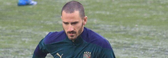 Juve, anche Bonucci è positivo al Covid: «Tampone fatto al rientro dalla nazionale»