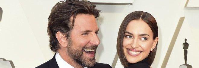 Bradley Cooper e Irina Shayk in crisi: «Lei se n'è andata di casa»