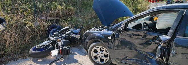 L'incidente mortale di domenica mattina a Colfiorito