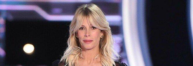 Alessia Marcuzzi positiva al Covid: salta la conduzione della diretta de Le Iene
