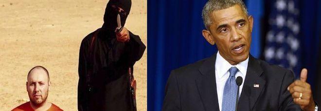 L'Isis decapita il giornalista Sotloff. Obama: faremo giustizia