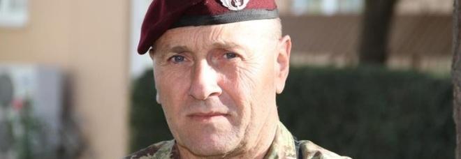 Schianto con il deltaplano, muore il tenente colonnello Mario Luppa