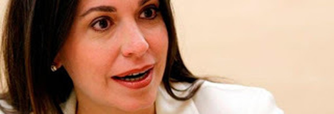 In Venezuela avanza una donna, Maria Corina Machado, la Dama de Oro che sfidò Chavez