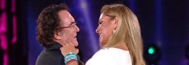 Al Bano e  Romina Power a Ballando con le Stelle
