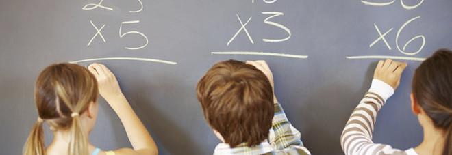 Matematica, i neuroscienziati: «Bambini e bambine hanno le stesse capacità»