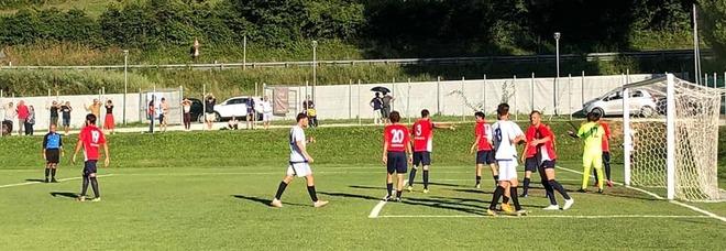 Flaminia calcio, rinviata la gara contro lo Scandicci di domenica prossima