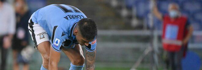 Lazio, Correa praticamente fuori. Caicedo stringe i denti