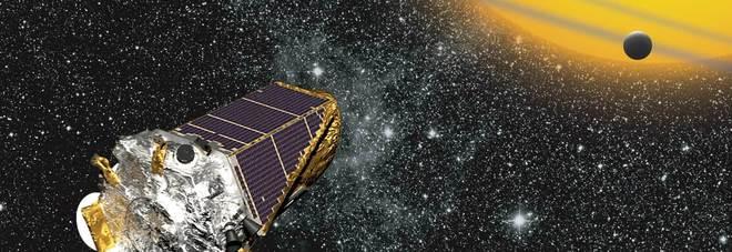 Il telescopio spaziale Kepler della Nasa
