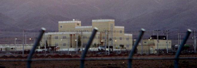 Un impianto di arricchimento nucleare in Iran