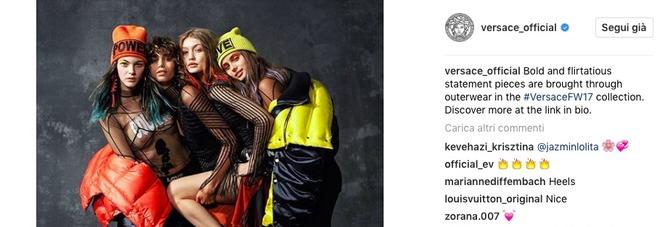Versace (profilo instagram)