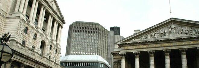 Bank of England conferma tassi epiano di stimolo