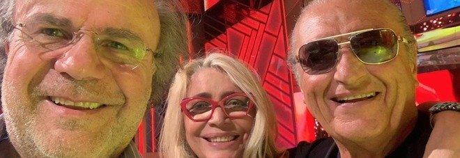 """Gerry Calà a Domenica In da Mara Venier: «Quando ho detto di essere il tuo ex marito mi hanno risposto: """"Anche tu?""""»"""