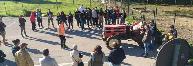 Successo per il corso dedicato alla conduzione dei mezzi agricoli offerto dall'Ita