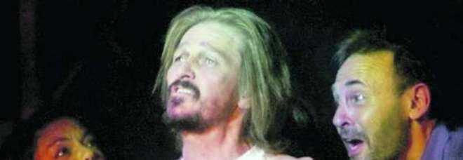 Ted Neeley nei panni di Cristo nel musical Jesus Christ Superstar