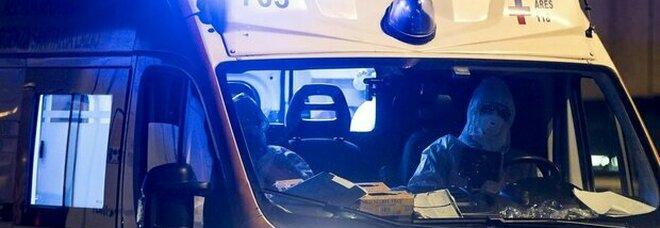 Rieti, scontro tra auto in via Emilio Greco
