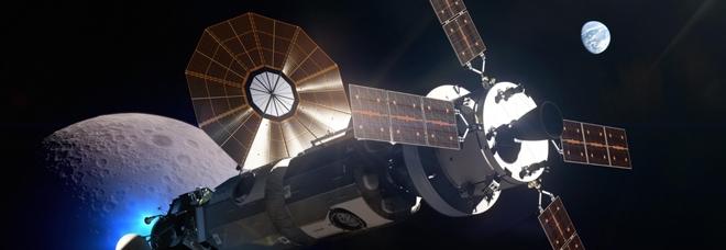 Nuova stazione tra Luna e Terra: accordo fra Esa e Thales Alenia Space per i primi moduli