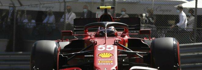 F1, doppietta Ferrari nelle libere 2. Terzo Hamilton, a seguire Verstappen