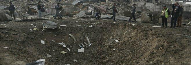 Drone Usa colpì auto sbagliata a Kabul e fece 10 morti, l'ammissione del Pentagono. Tra le vittime sette bambini