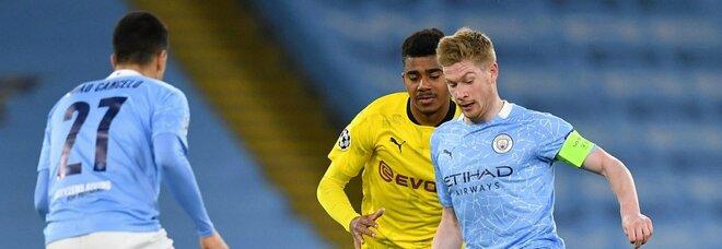 Premier League, De Bruyne rinnova con il City fino al 2025: l'annuncio del club