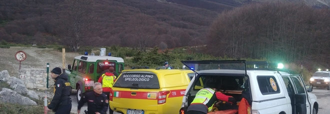 Squadre del soccorso alpino