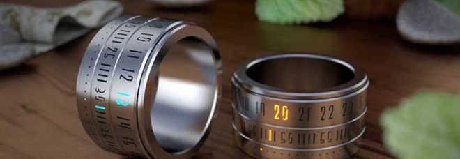 anello a orologio