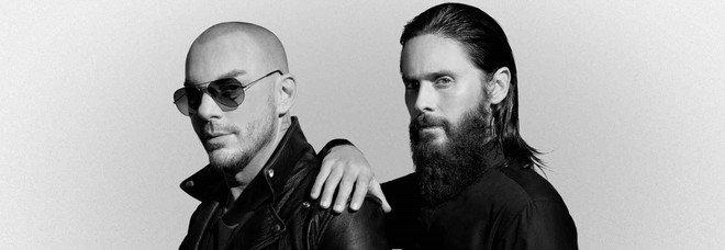 Thirty Seconds To Mars al Rock in Roma il 3 luglio: la band di Jared Leto è il primo grande nome del festival