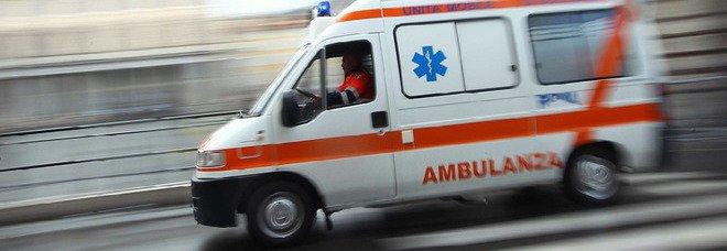 Ambulanza (Foto di Daniele Stanisci - Toiati)