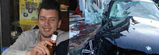 L'investitore, Gianni Paciello; e l'auto con la piombat sulle vittime
