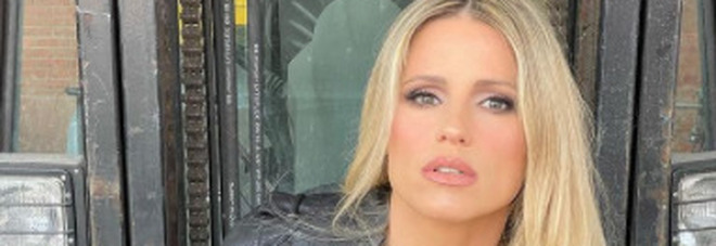 Michelle Hunziker: «Mi chiamavano iena ridens, dissero che ero posseduta da Satana»