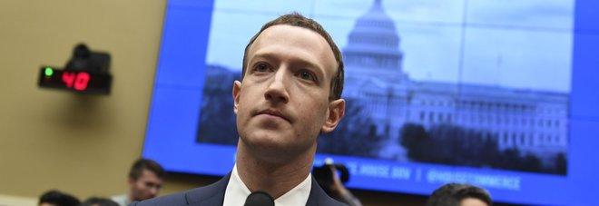 Cambridge Analytica, Zuckerberg: violati anche i miei dati
