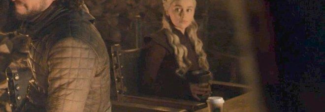 "Daenerys Targaryen nella sena ""incriminata"""