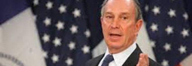 L'ex sindaco di New York Bloomberg ci ripensa e torna a capo del suo impero