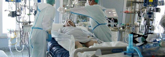 Coronavirus, in Abruzzo triplicati i ricoveri in due settimane