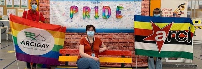 Amazon di Passo Corese celebra il mese del Pride
