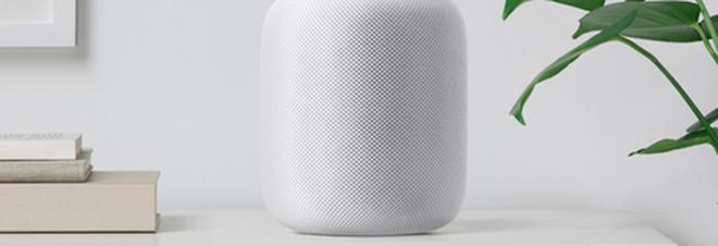 Apple HomePod (Foto Ansa)