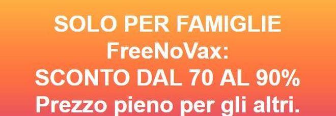 Maxi-sconto ai No Vax, B&B di Roma nella bufera